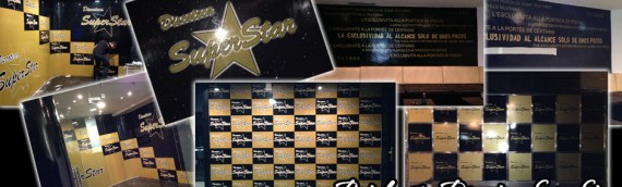 Rotulacion Discoteca SuperStar