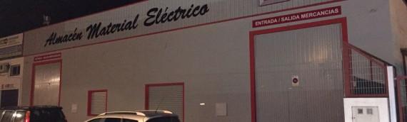 Rotulos nueva fachada CEF Fuengirola