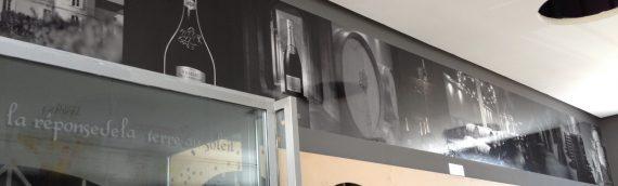 Rotulacion Restaurante Tchin Tchin Marbella