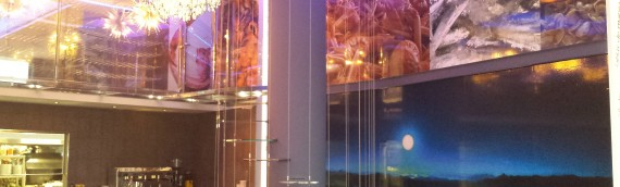 Rotulacion Restaurante la Marea