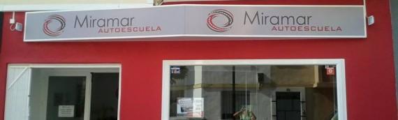 Imagen corporativa Autoescuela Miramar