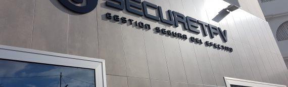 Letras Corpóreas SecureTPV