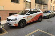 Rotulación vehiculo Target Property Spain